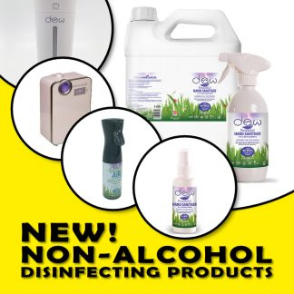 Dew Alcohol-Free Sanitiser & Disinfectant